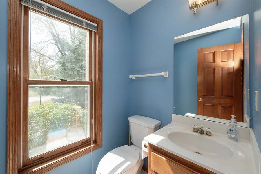 Real Estate Photography - 9326 W Stanford Ct, Mequon, WI, 53097 - Bathroom