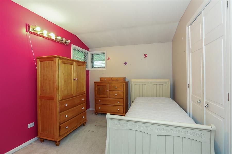 Real Estate Photography - 838 S. Villa Ave., Villa Park, IL, 60181 - Bedroom 3