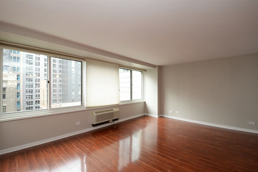 Real Estate Photography - 211 E Ohio, 1024, chicago, IL, 60611 - Living Room