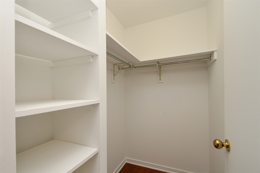 Real Estate Photography - 211 E Ohio, 1024, chicago, IL, 60611 - Closet