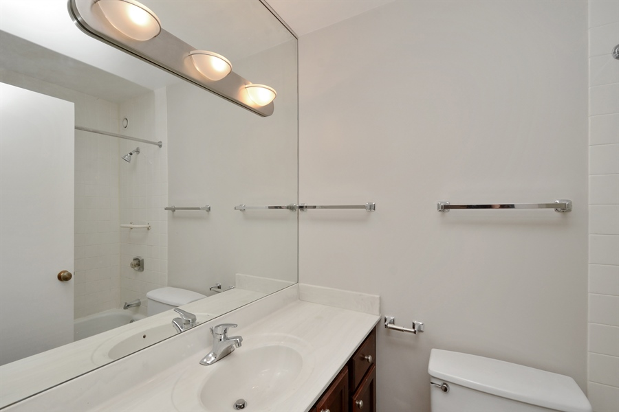 Real Estate Photography - 211 E Ohio, 1024, chicago, IL, 60611 - Bathroom