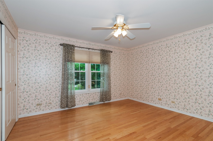 Real Estate Photography - 2060 Childs Ct, Wheaton,, IL, 60187 - Master Bedroom