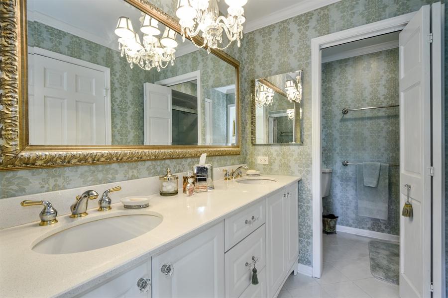Real Estate Photography - 20 Ashbury Lane, Barrington Hills, IL, 60010 - Master Bathroom