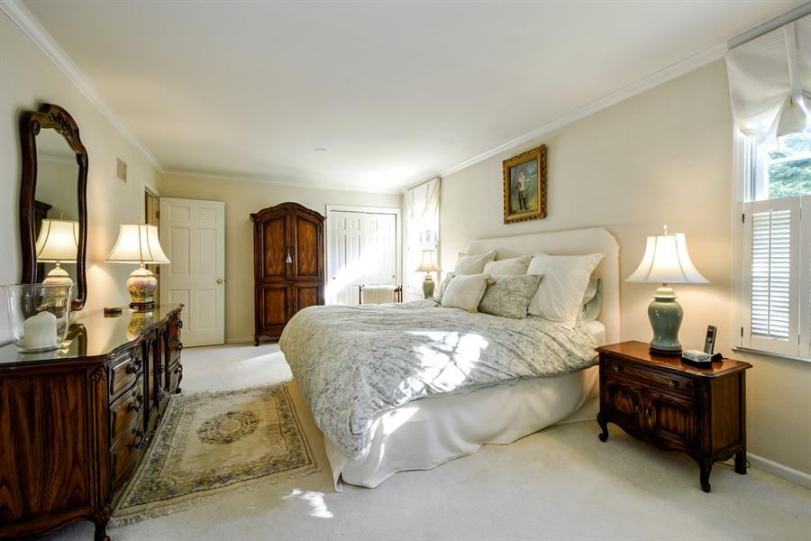 Real Estate Photography - 20 Ashbury Lane, Barrington Hills, IL, 60010 - Master Bedroom
