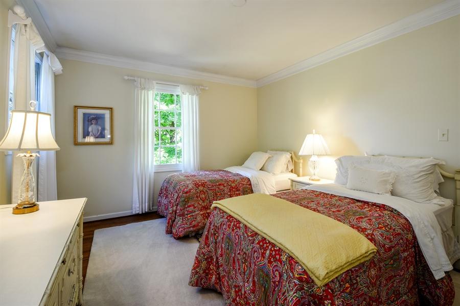 Real Estate Photography - 20 Ashbury Lane, Barrington Hills, IL, 60010 - 3rd Bedroom