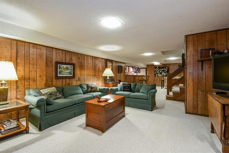 Real Estate Photography - 20 Ashbury Lane, Barrington Hills, IL, 60010 - Basement