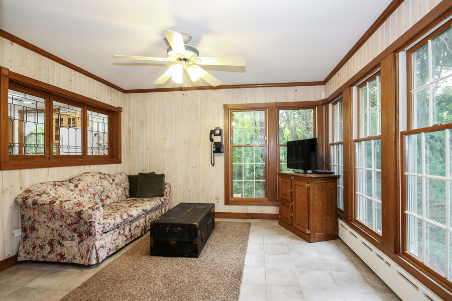 Real Estate Photography - 220 Rust, Willow Springs, IL, 60480 - Bonus Room