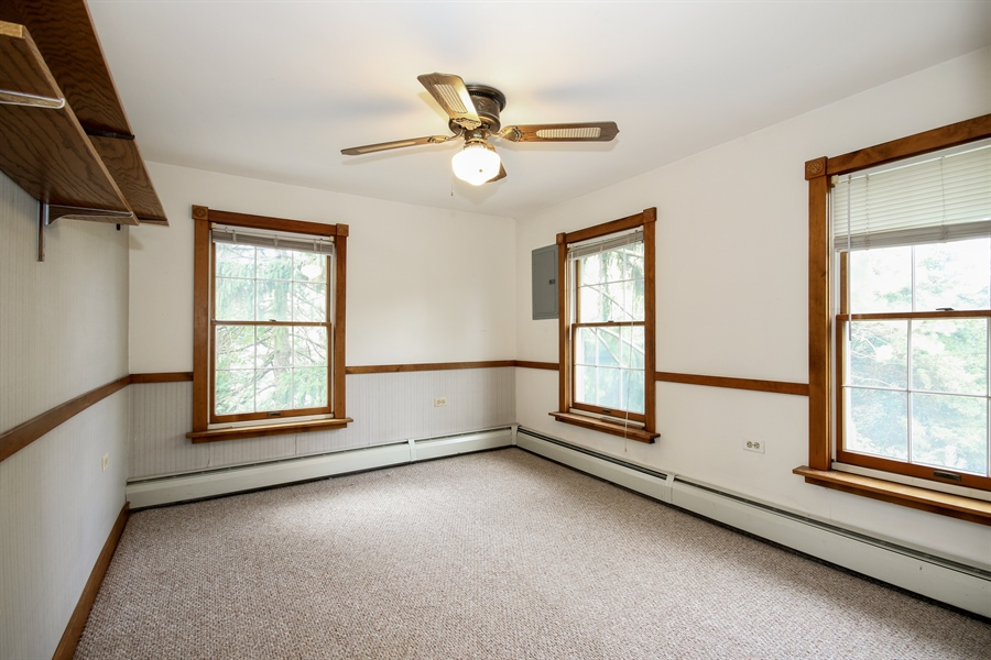 Real Estate Photography - 220 Rust, Willow Springs, IL, 60480 - Bedroom