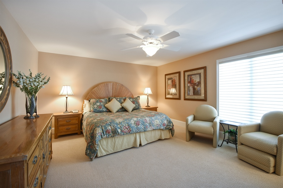 Real Estate Photography - 1012 Ridgeview Drive, Inverness, IL, 60010 - 4th Bedroom