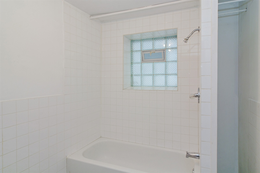 Real Estate Photography - 2431 N. Monticello, Chicago, IL, 60647 - 2nd Bathroom