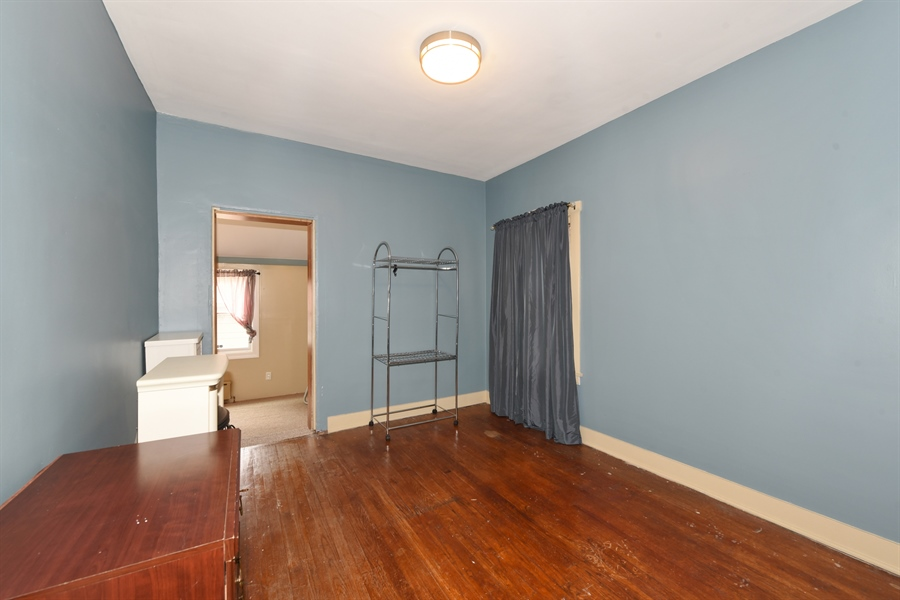 Real Estate Photography - 4206 N. Mozart, Chicago, IL, 60618 - 2nd Bedroom