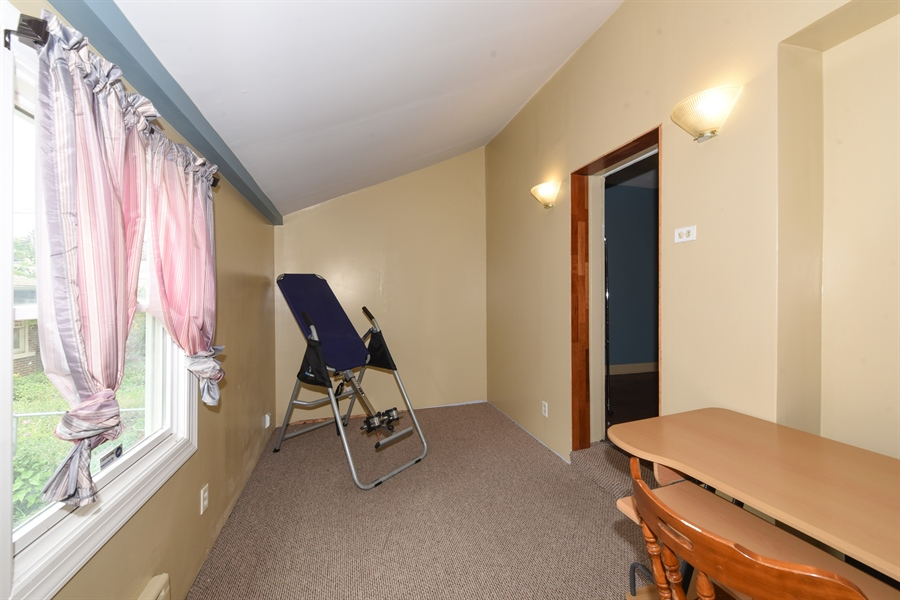 Real Estate Photography - 4206 N. Mozart, Chicago, IL, 60618 - Bonus Room