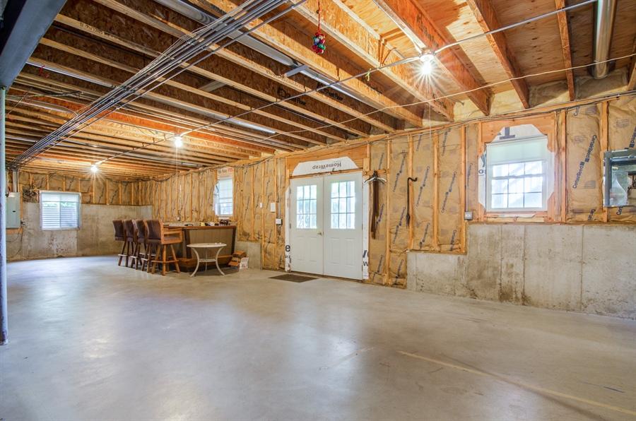 Real Estate Photography - 3013 Raccoon Cove, Island Lake, IL, 60042 - Basement