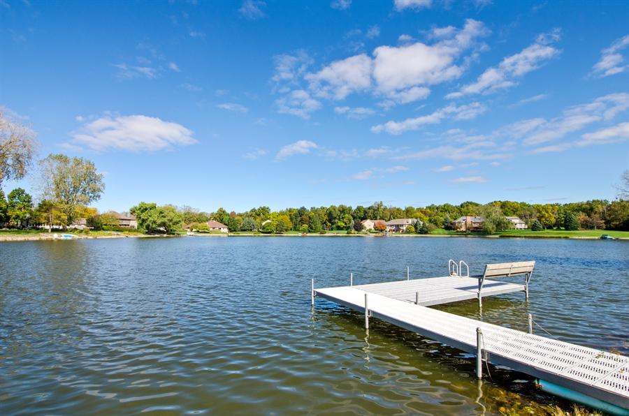 Real Estate Photography - 3013 Raccoon Cove, Island Lake, IL, 60042 - Lake
