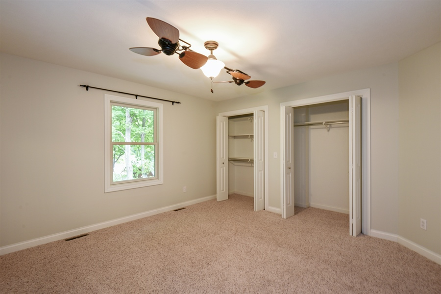 Real Estate Photography - 9871 Lakeview Drive, Berrien Springs, MI, 49103 - 2nd Bedroom