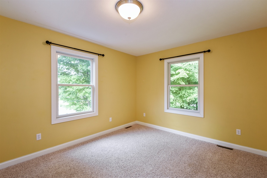 Real Estate Photography - 9871 Lakeview Drive, Berrien Springs, MI, 49103 - 3rd Bedroom