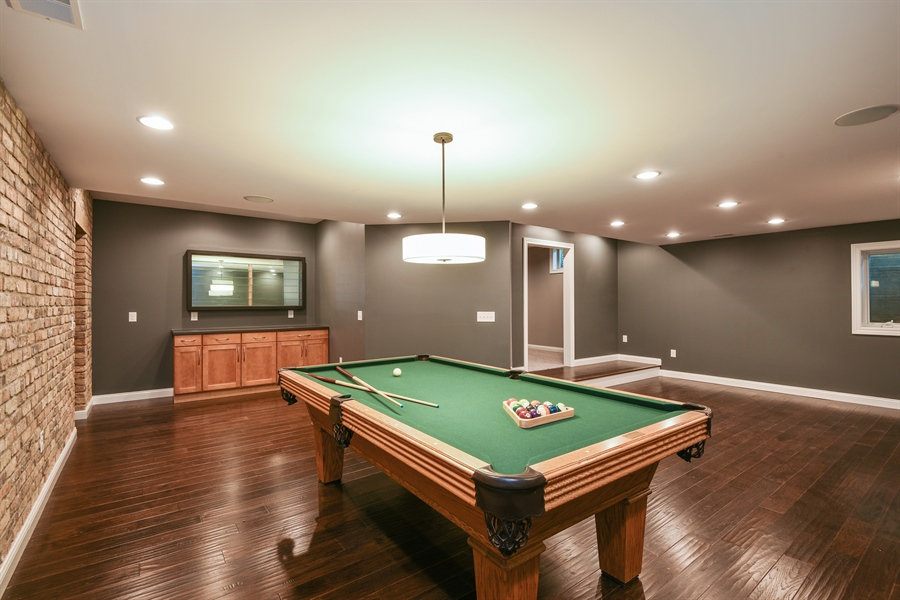 Real Estate Photography - 9871 Lakeview Drive, Berrien Springs, MI, 49103 - Bar