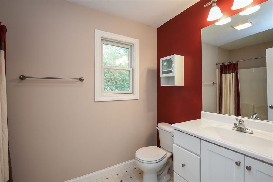 Real Estate Photography - 9871 Lakeview Drive, Berrien Springs, MI, 49103 - Bathroom