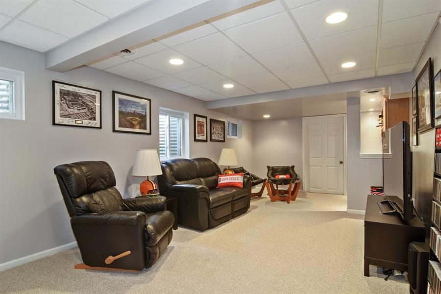 Real Estate Photography - 2417 Fabish Ct, Schaumburg, IL, 60193 - Basement