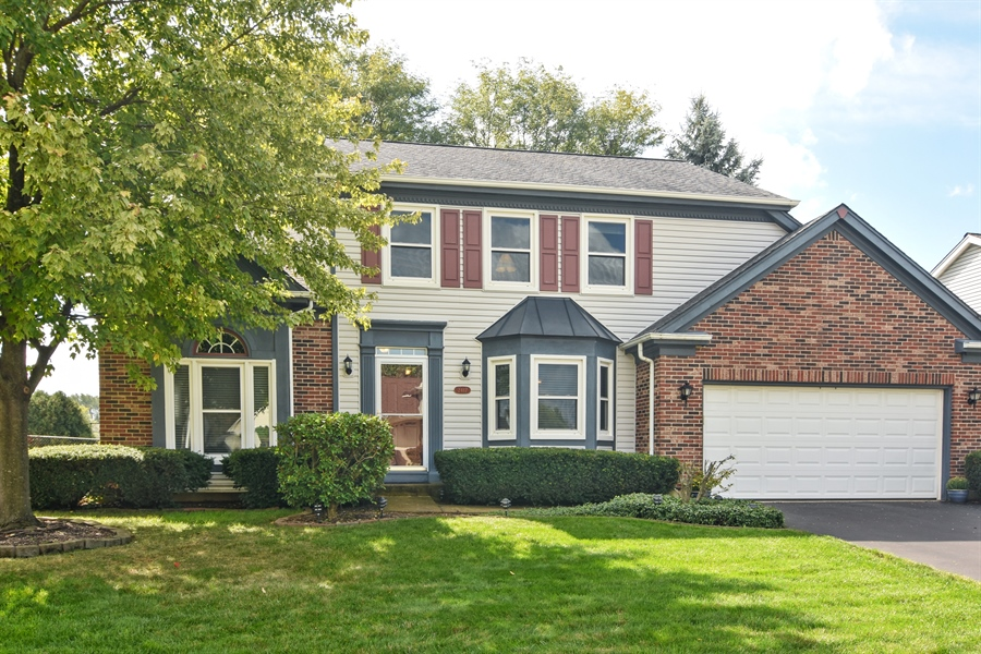 Real Estate Photography - 2417 Fabish Ct, Schaumburg, IL, 60193 - Front View