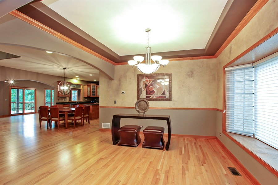 Real Estate Photography - 280 Forest Drive, Addison, IL, 60101 - Living Room