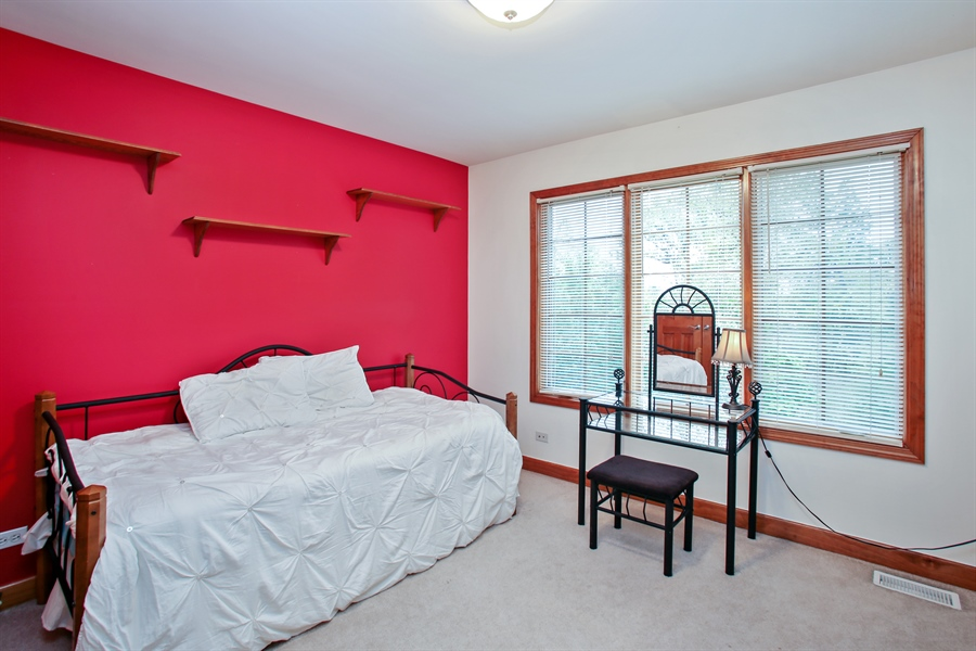 Real Estate Photography - 280 Forest Drive, Addison, IL, 60101 - 2nd Bedroom