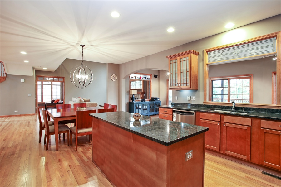 Real Estate Photography - 280 Forest Drive, Addison, IL, 60101 - Kitchen