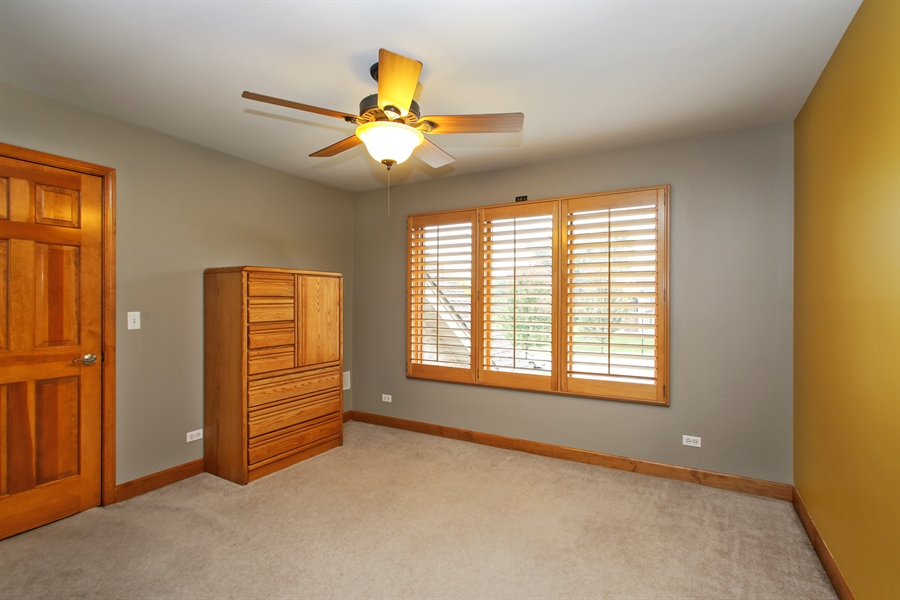 Real Estate Photography - 280 Forest Drive, Addison, IL, 60101 - Bedroom