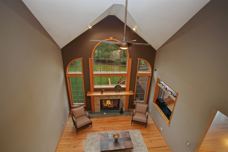 Real Estate Photography - 280 Forest Drive, Addison, IL, 60101 - Family Room