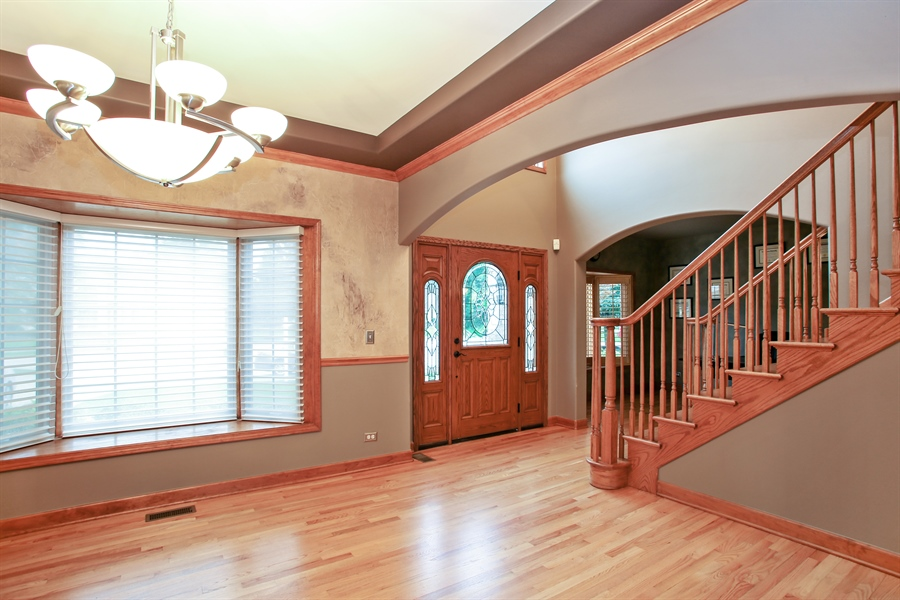 Real Estate Photography - 280 Forest Drive, Addison, IL, 60101 - Foyer