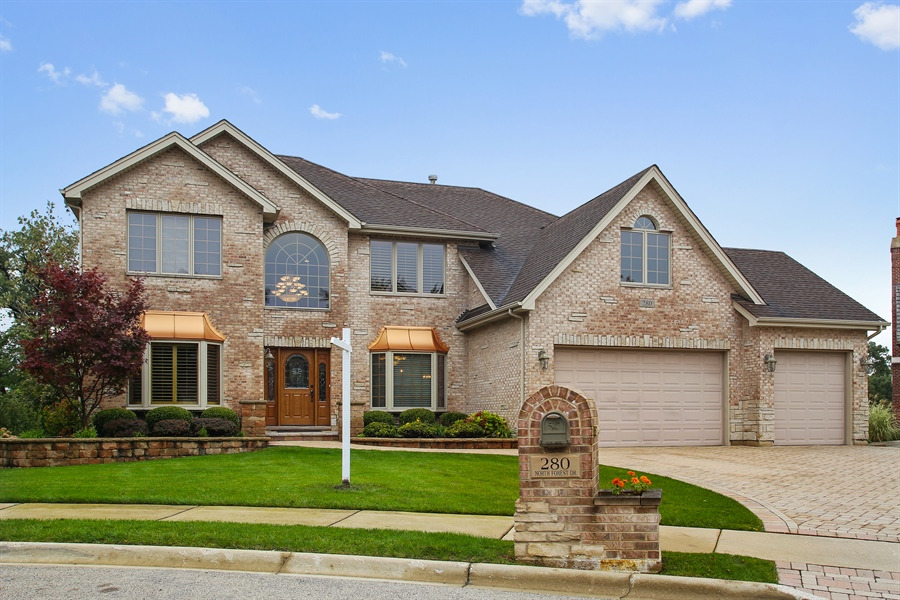 Real Estate Photography - 280 Forest Drive, Addison, IL, 60101 - Front View