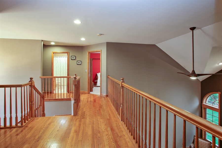 Real Estate Photography - 280 Forest Drive, Addison, IL, 60101 - Hallway