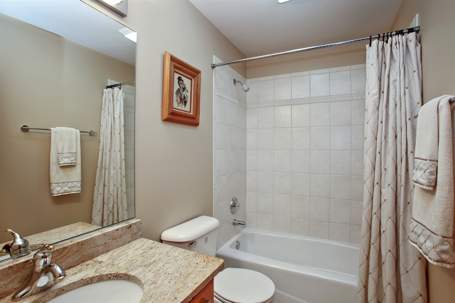Real Estate Photography - 280 Forest Drive, Addison, IL, 60101 - Bathroom