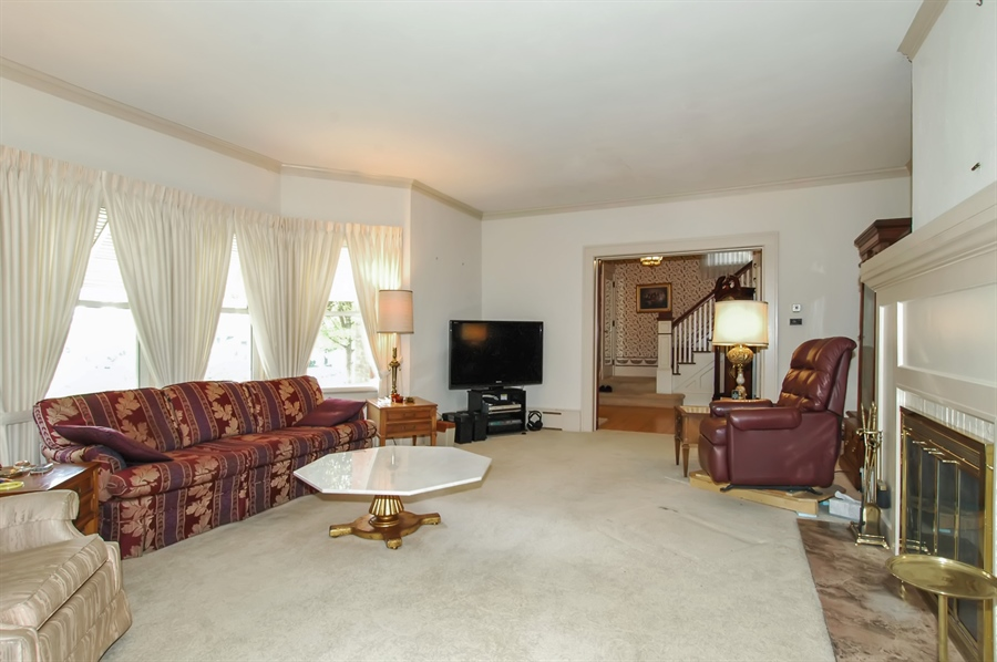 Real Estate Photography - -514 E. Walnut Street, Horicon, WI, 53032 - Living Room