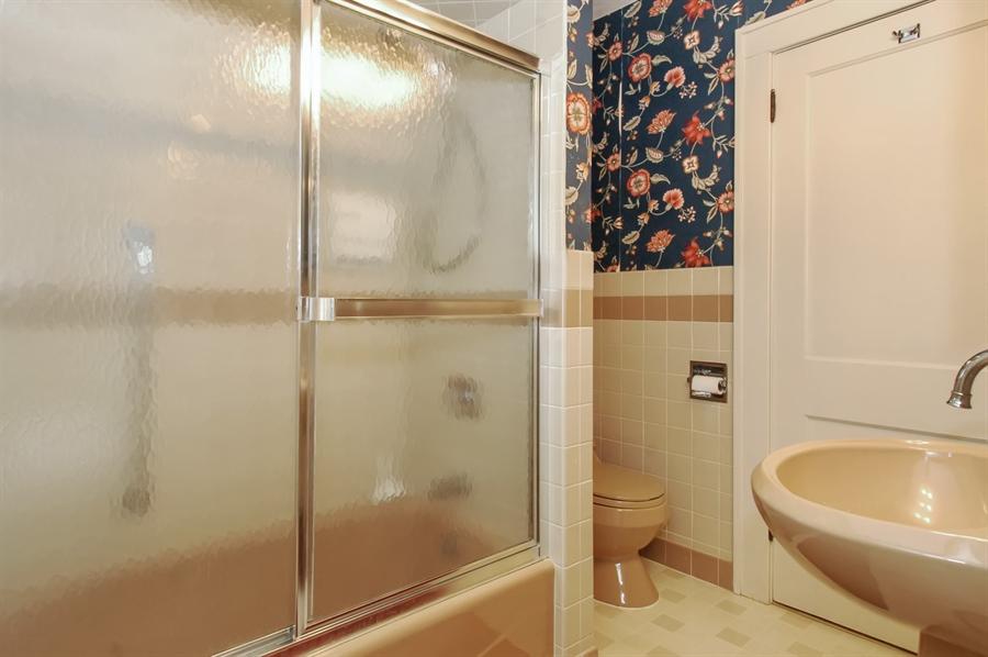 Real Estate Photography - -514 E. Walnut Street, Horicon, WI, 53032 - Master Bathroom