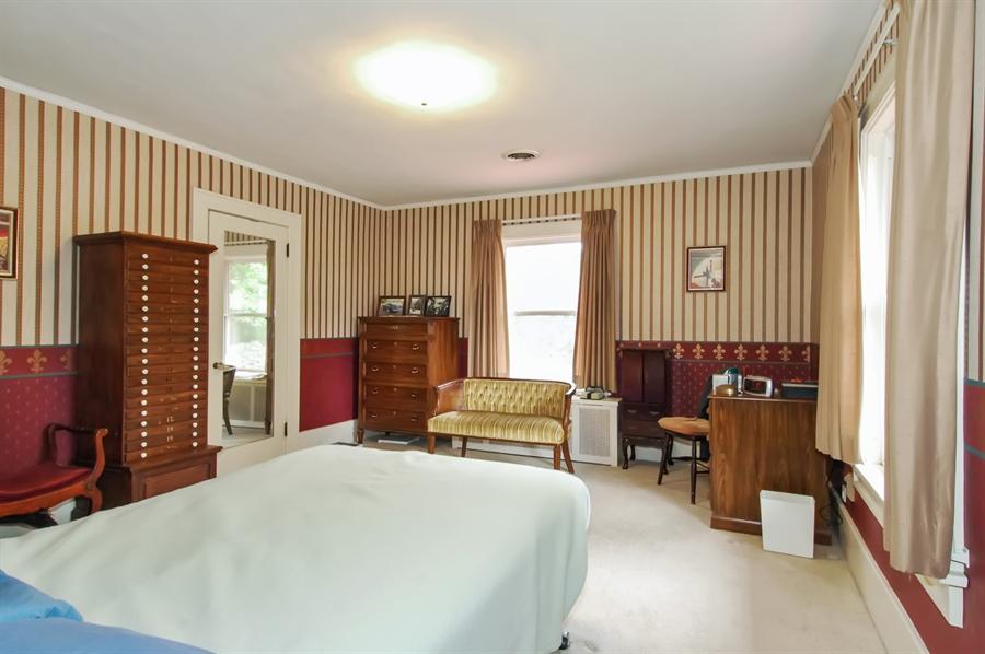 Real Estate Photography - -514 E. Walnut Street, Horicon, WI, 53032 - Master Bedroom
