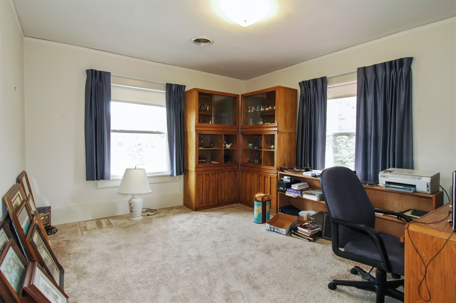 Real Estate Photography - -514 E. Walnut Street, Horicon, WI, 53032 - 2nd Bedroom
