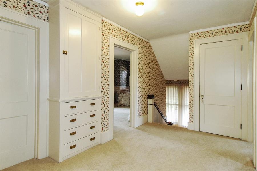 Real Estate Photography - -514 E. Walnut Street, Horicon, WI, 53032 - 2nd Floor Corridor