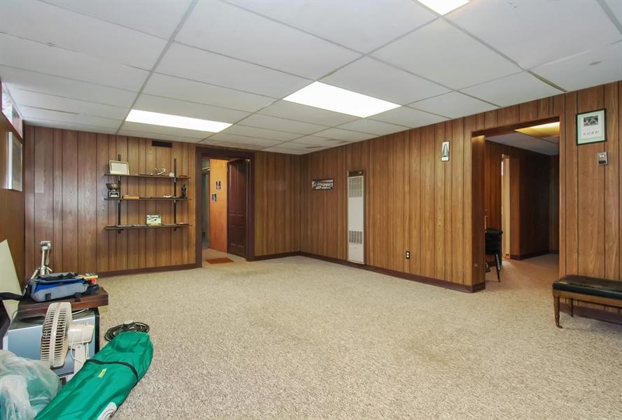Real Estate Photography - -514 E. Walnut Street, Horicon, WI, 53032 - Basement