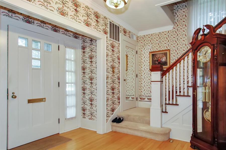 Real Estate Photography - -514 E. Walnut Street, Horicon, WI, 53032 - Foyer