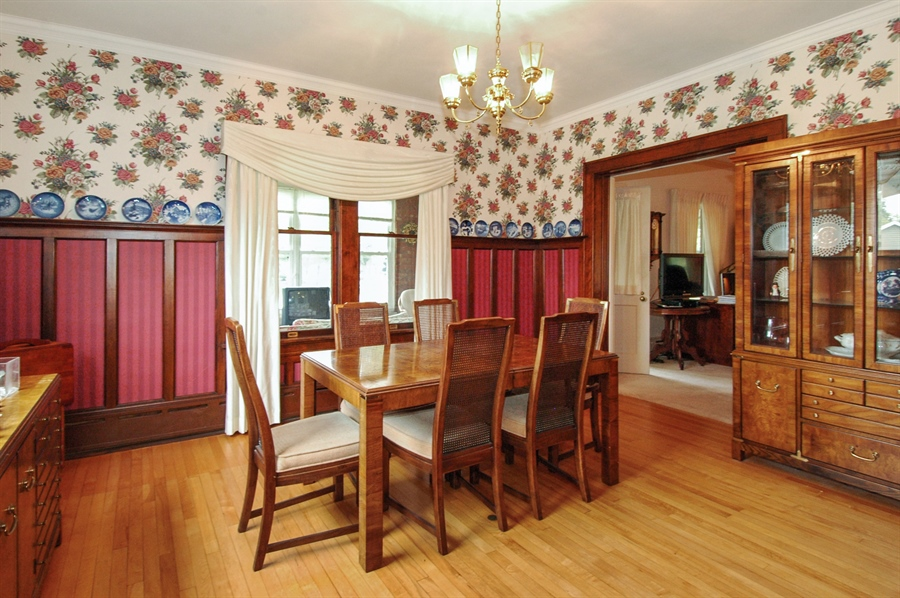 Real Estate Photography - -514 E. Walnut Street, Horicon, WI, 53032 - Dining Room