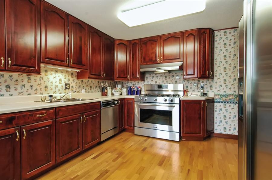 Real Estate Photography - -514 E. Walnut Street, Horicon, WI, 53032 - Kitchen