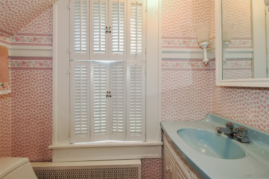 Real Estate Photography - -514 E. Walnut Street, Horicon, WI, 53032 - Bathroom