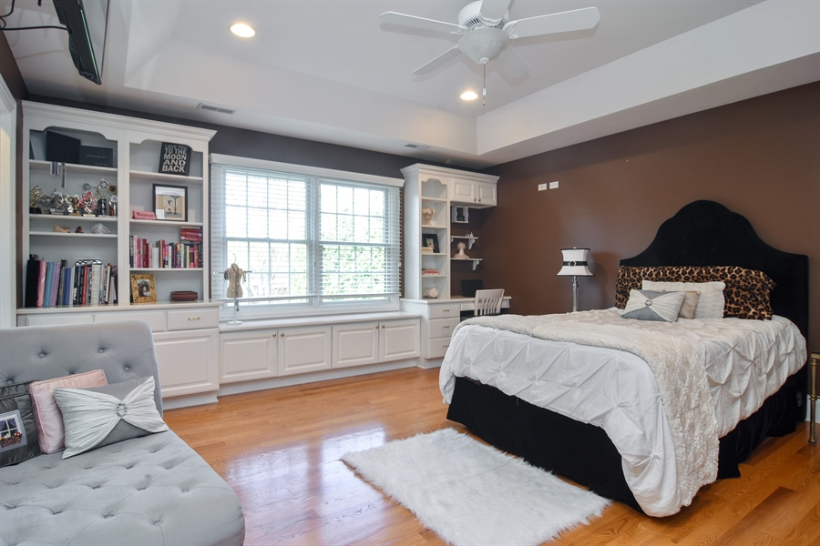 Real Estate Photography - 204 S Evergreen, Arlington Heights, IL, 60005 - 2nd Bedroom