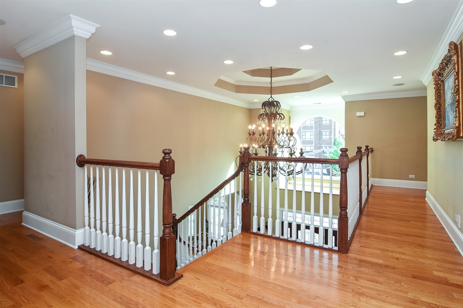 Real Estate Photography - 204 S Evergreen, Arlington Heights, IL, 60005 - 2nd Floor
