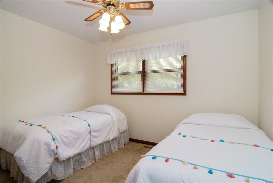 Real Estate Photography - 808 Biltmore Ct., Naperville, IL, 60563 - 2nd Bedroom