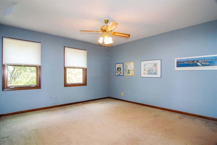 Real Estate Photography - 808 Biltmore Ct., Naperville, IL, 60563 - 3rd Bedroom