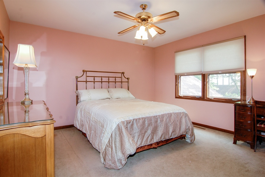 Real Estate Photography - 808 Biltmore Ct., Naperville, IL, 60563 - 4th Bedroom