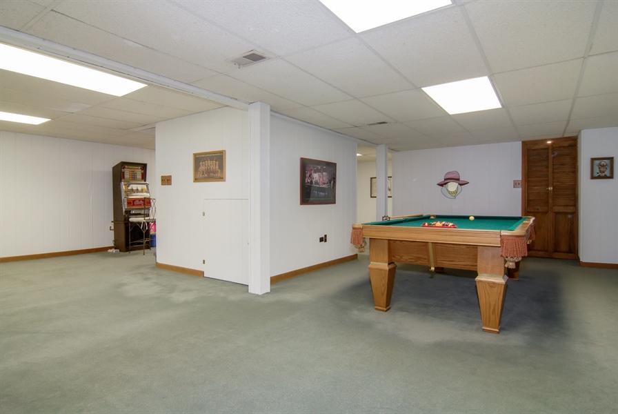 Real Estate Photography - 808 Biltmore Ct., Naperville, IL, 60563 - Basement