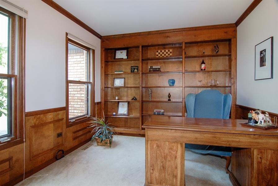 Real Estate Photography - 808 Biltmore Ct., Naperville, IL, 60563 - Den